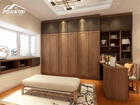 深圳家具定制厂告诉你成功人士如何定制自己的衣柜?