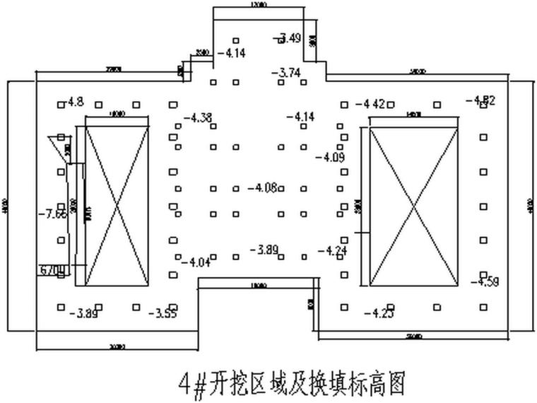 甘肃知名酒店2#3#4#6#楼土方施工方案