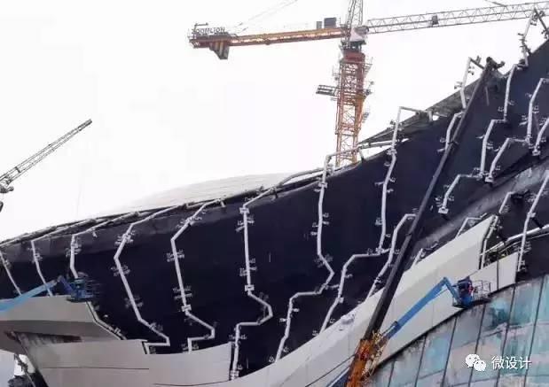 扎哈在中国的遗作终于完成,耗资28亿,施工难度堪比鸟巢_35