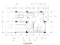 保亿风景水岸样板房设计施工图(附效果图)