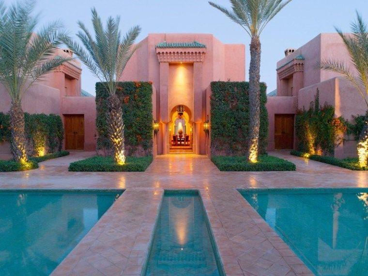 北非Amanjena度假村设计