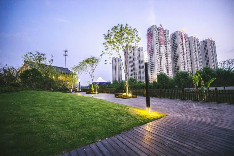 绍兴曦之湖展示区景观-11