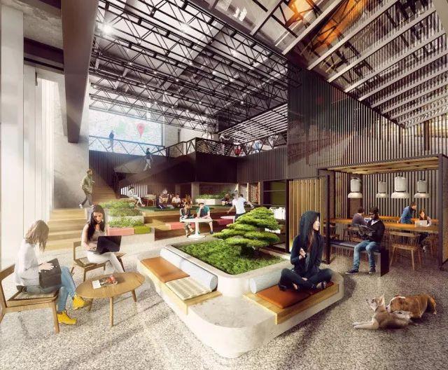2020东京奥运会最大亮点:涩谷超大级站城一体化开发项目_61
