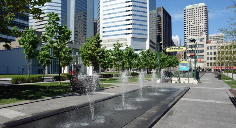 加拿大Quartier国际都市区域_2
