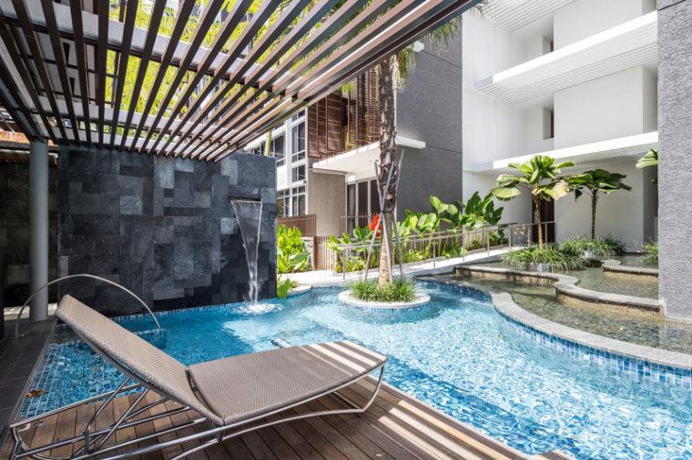 新加坡Lanai住宅区_16