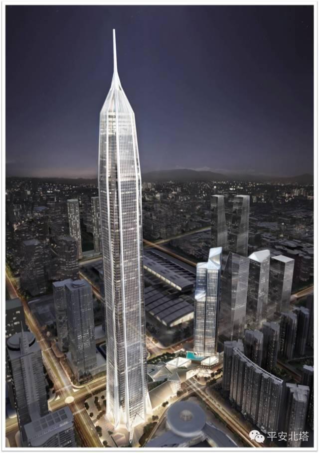 深圳第一高600米平安金融中心14项关键施工技术总结
