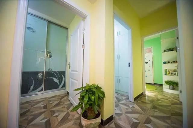 30平破旧出租屋神逆袭,打造5口之家的温馨公寓_13