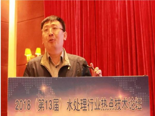 天津市政工程设计院副总工赵乐军谈黑臭水体中疏浚底泥的处理