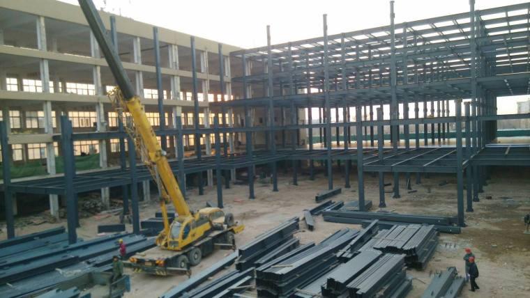 [钢结构]大厦工程监理细则(共142页)