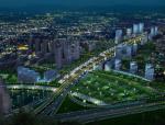 [河南]郑州城市景观大道概念性规划设计