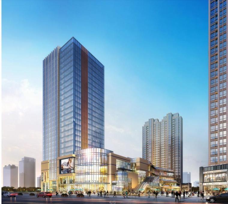 [河南]东部某城市综合体方案设计文本PDF_4