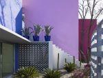 墨西哥色彩,蒙特雷CASA TEC 205住宅设计