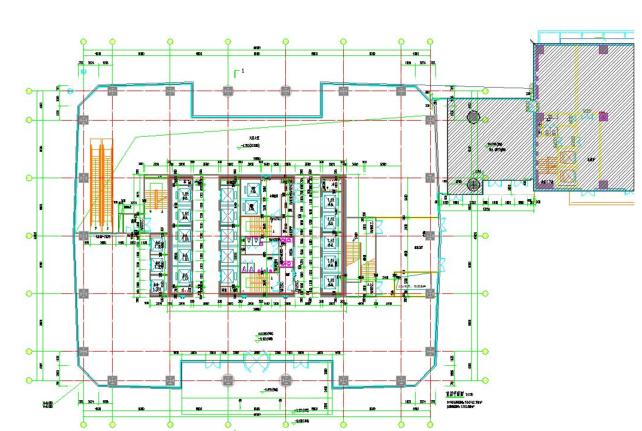 超高层建筑结构设计分析及结构方案对比研究-硕士论文