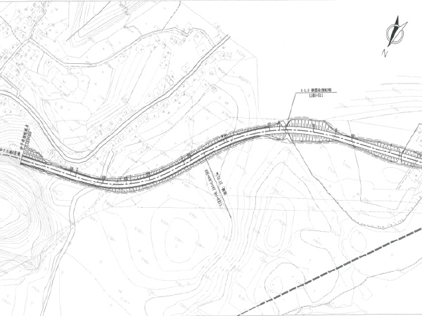 市政工程涵洞路线交叉连接施工设计图(共226页)
