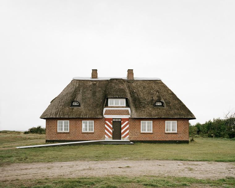 丹麦Tipperne鸟类研究站