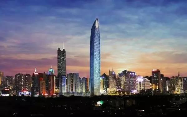 全球50个地标性建筑,认识10个就算你合格!-京基100.jpg