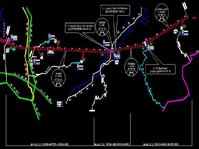时速250km铁路站前工程投标技术标文件575页(路桥隧涵)