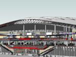 中信建筑设计院乌鲁木齐高铁火车站项目的BIM实践
