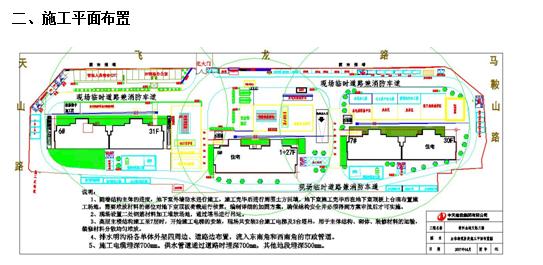 住宅楼模板施工方案(附梁板墙柱集中加工配模CAD图和支撑架CAD图)