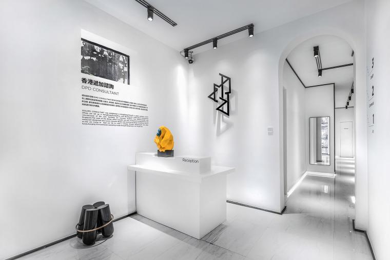 广州DPD设计咨询公司办公室