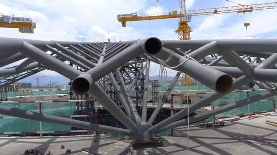 百张钢结构节点详图,桁架/刚架/框架/网架等