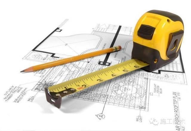 施工技术 |图解建筑工程测量放线标准(内附详图),值得收藏!!