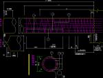 豪华欧式别墅建筑结构施工图