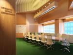 小型会议室3D模型下载