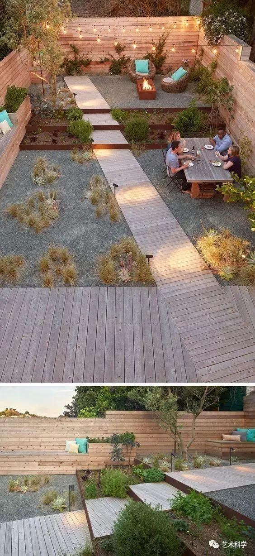 景观风水丨庭院围墙设计中的讲究_6