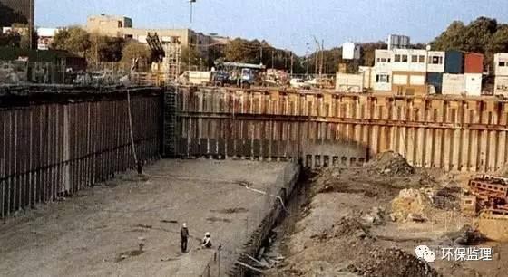 建筑施工中深基坑支护技术的应用
