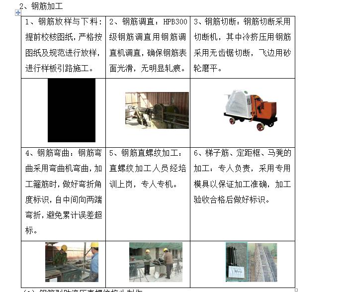 天津某金融机构综合楼施工组织设计【300余页,丰富图解】_5