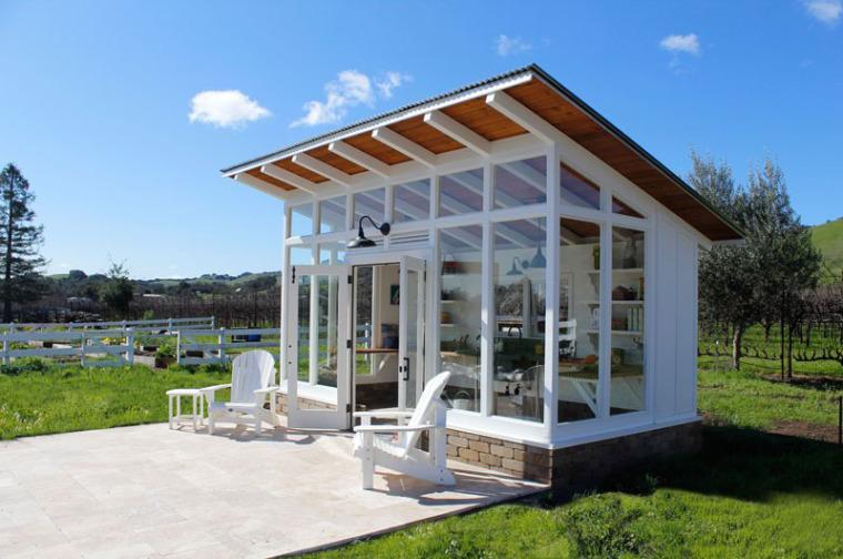 美国加州盆栽小屋