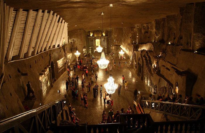 如此美丽的地下建筑你都知道么?_10
