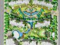 [上海]花园小区景观扩初设计方案
