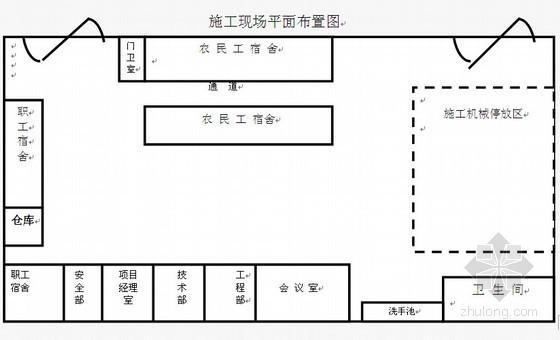农村土地整理施工组织设计