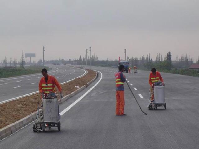 广西高速公路交通安全设施工程施工组织设计111页(附工程照片)