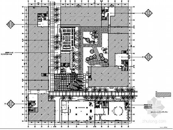 [浙江]高新园区现代风格厂房及辅助用房扩建装修施工图
