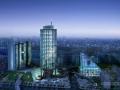 [上海]国际广场规划及高层商业建筑设计方案文本(多个方案)