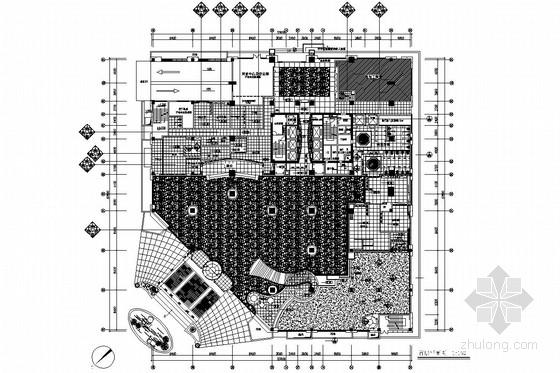[江西]邻亭台水榭鸟语花香五星级生态园林式度假酒店施工图(含效果图)