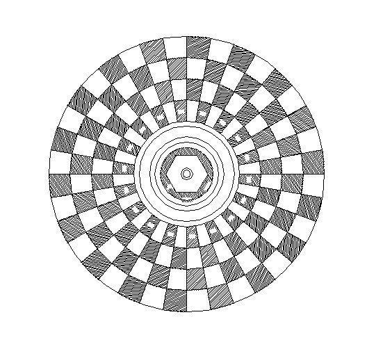 广场一、二详图