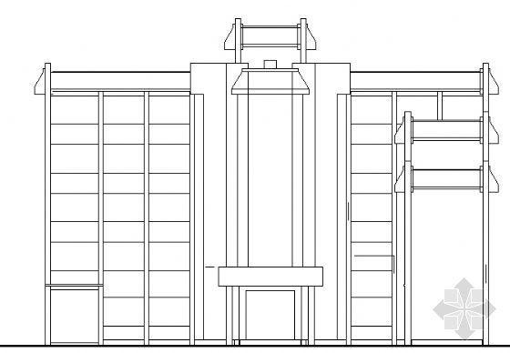 某三层办公综合楼建筑施工图