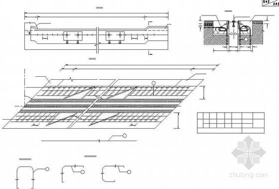 20米后张法预应力空心箱梁伸缩缝构造节点详图设计