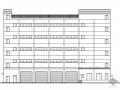 [温州]某公路五层枢纽站(库房)建筑施工套图
