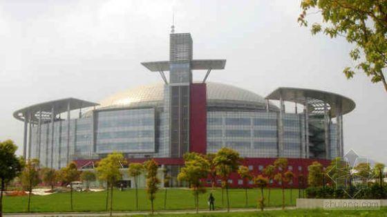 安徽某标志建筑国家优质工程汇报资料