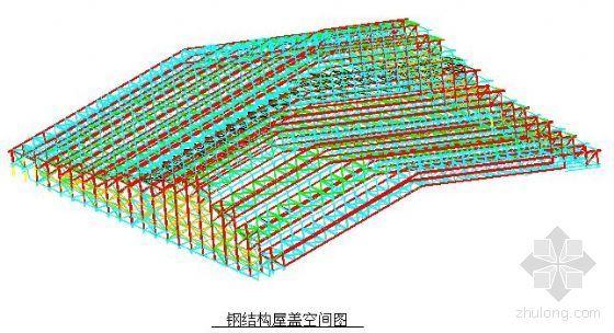 北京某大学体育馆钢结构施工方案(长城杯)