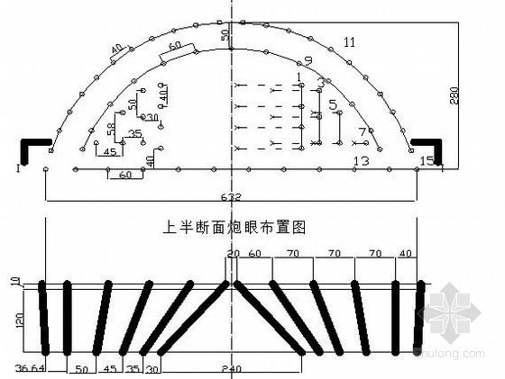 [山东]隧道工程爆破专项施工方案