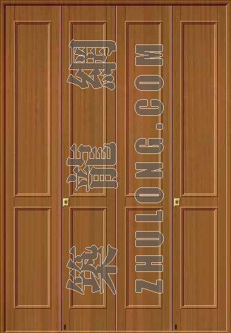 门贴图34