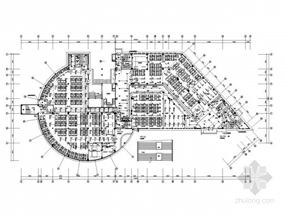 [广东]综合性大学校区全套电气图343张(甲级 多大样)