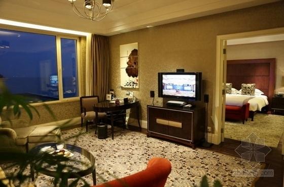花园大酒店总统套房室内设计方案套房效果图