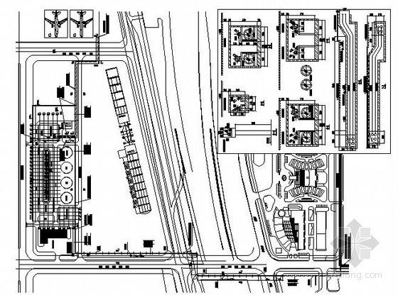 [上海]能源中心暖通设计施工图